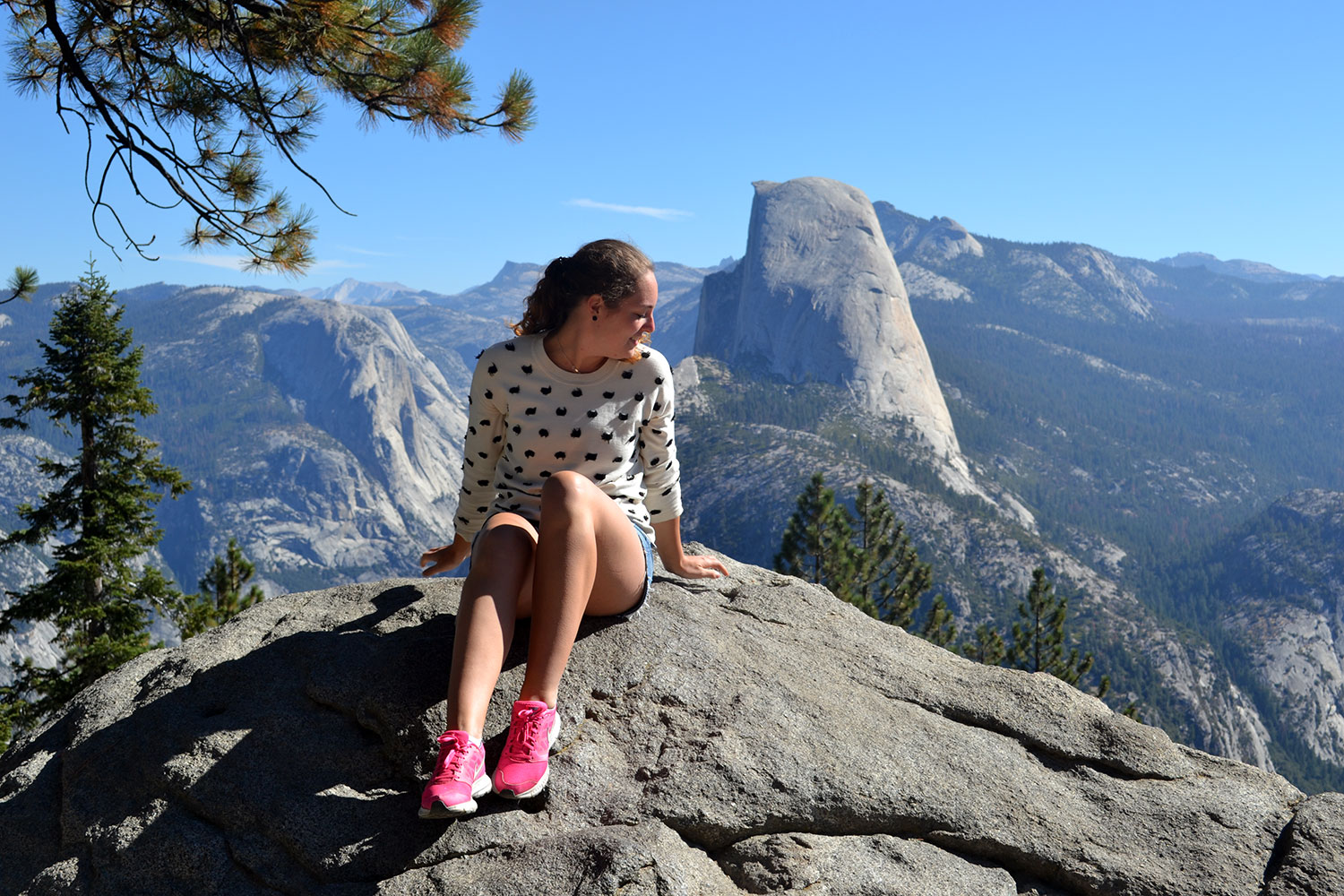 10 Things I Learned from Travelling in 10 Years - Yosemite 2