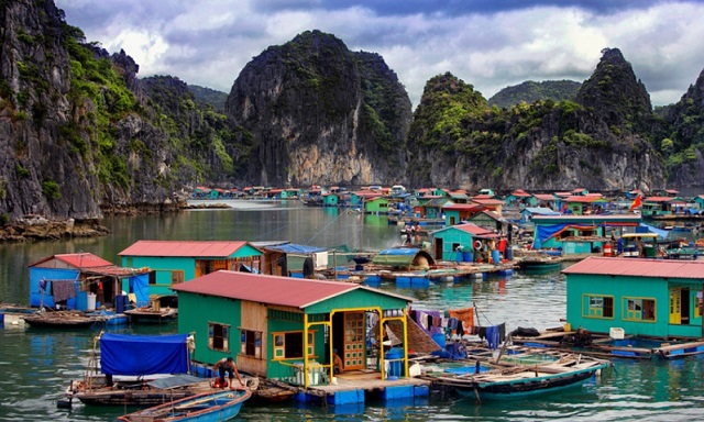 Cua-Van-Fishing-Village