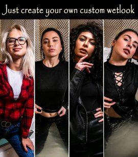 #custom wetlook, #wetlook, #vip wetlook