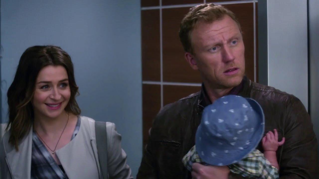 Karev e Jo incontri nella vita reale