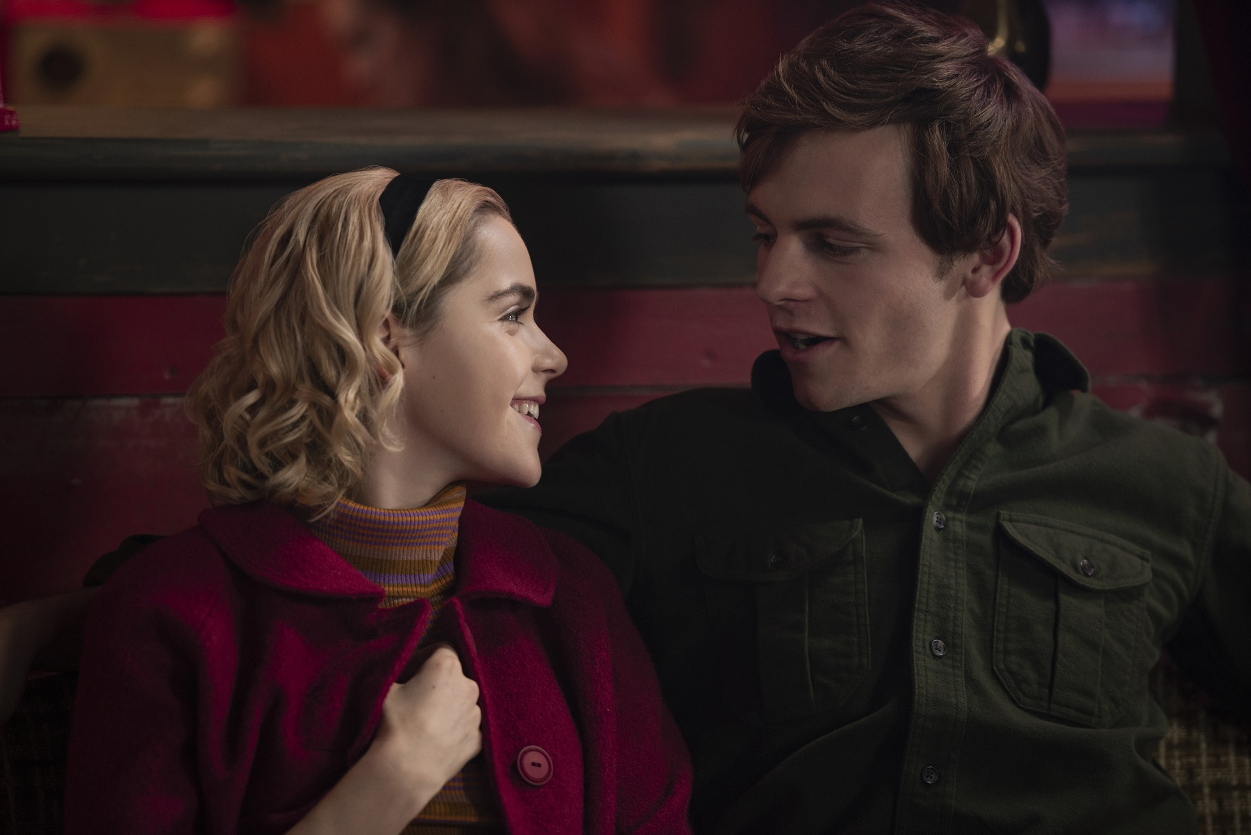 Chilling Adventures of Sabrina 1x01 Chapter One: October Country