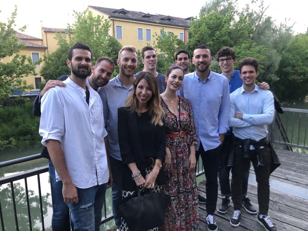 pallavolo Padova 10 anni