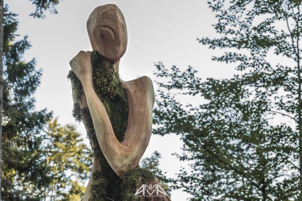 Selvart, il parco di arte naturale nel cuore dell'altopiano di Asiago
