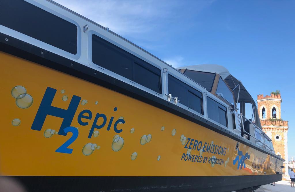 Hepic, la rivoluzione green per il trasporto passeggeri a Venezia by Alilaguna. * Sgaialand Magazine