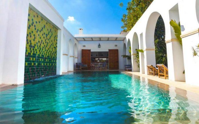 vacanze in un dar tunisia