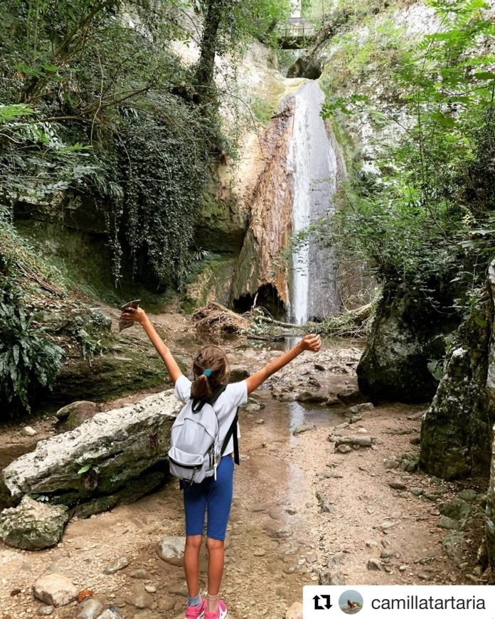 parco cascate molina