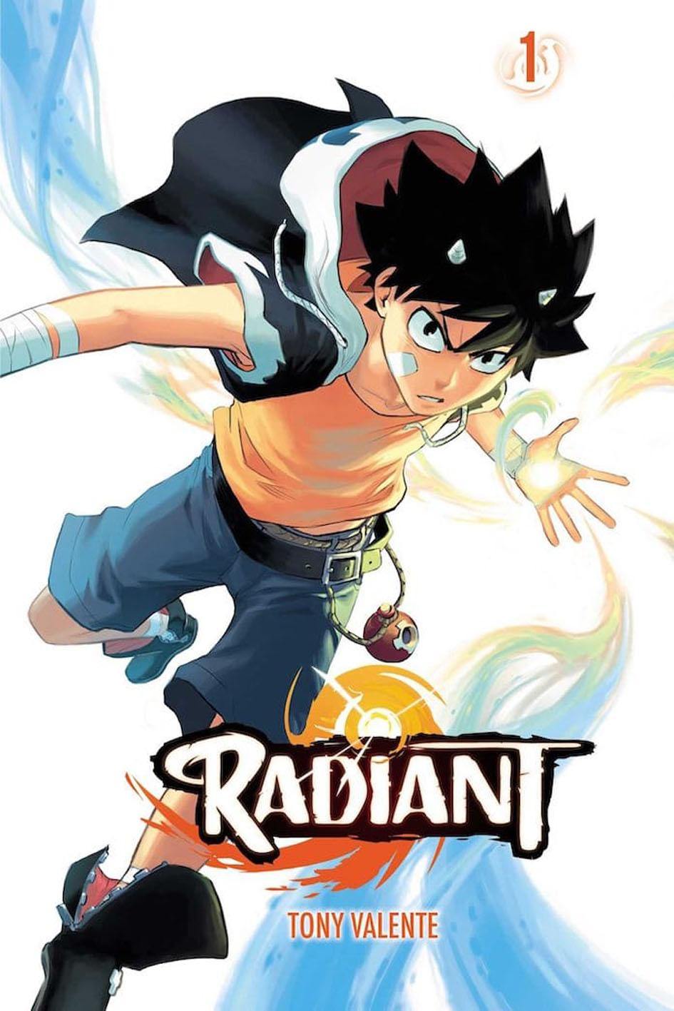 Radiant. Venti d'Oriente nel manga europeo