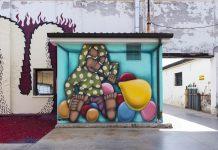 Murano Glass Street Art