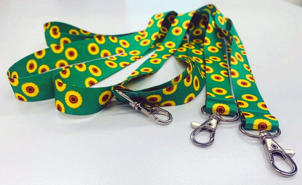 sunflower lanyard venezia