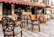 taverna la fenice venezia