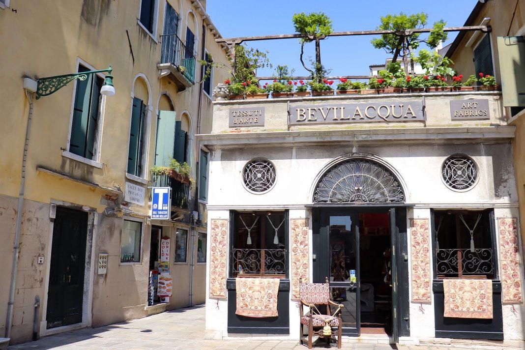 tessitura bevilacqua venezia