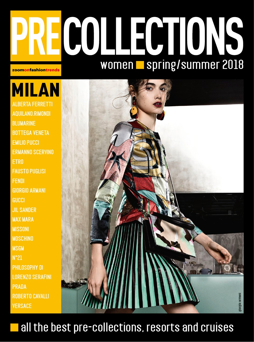 PRE-COLLECTIONS MILAN