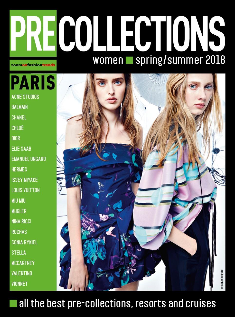 PRE-COLLECTIONS PARIS