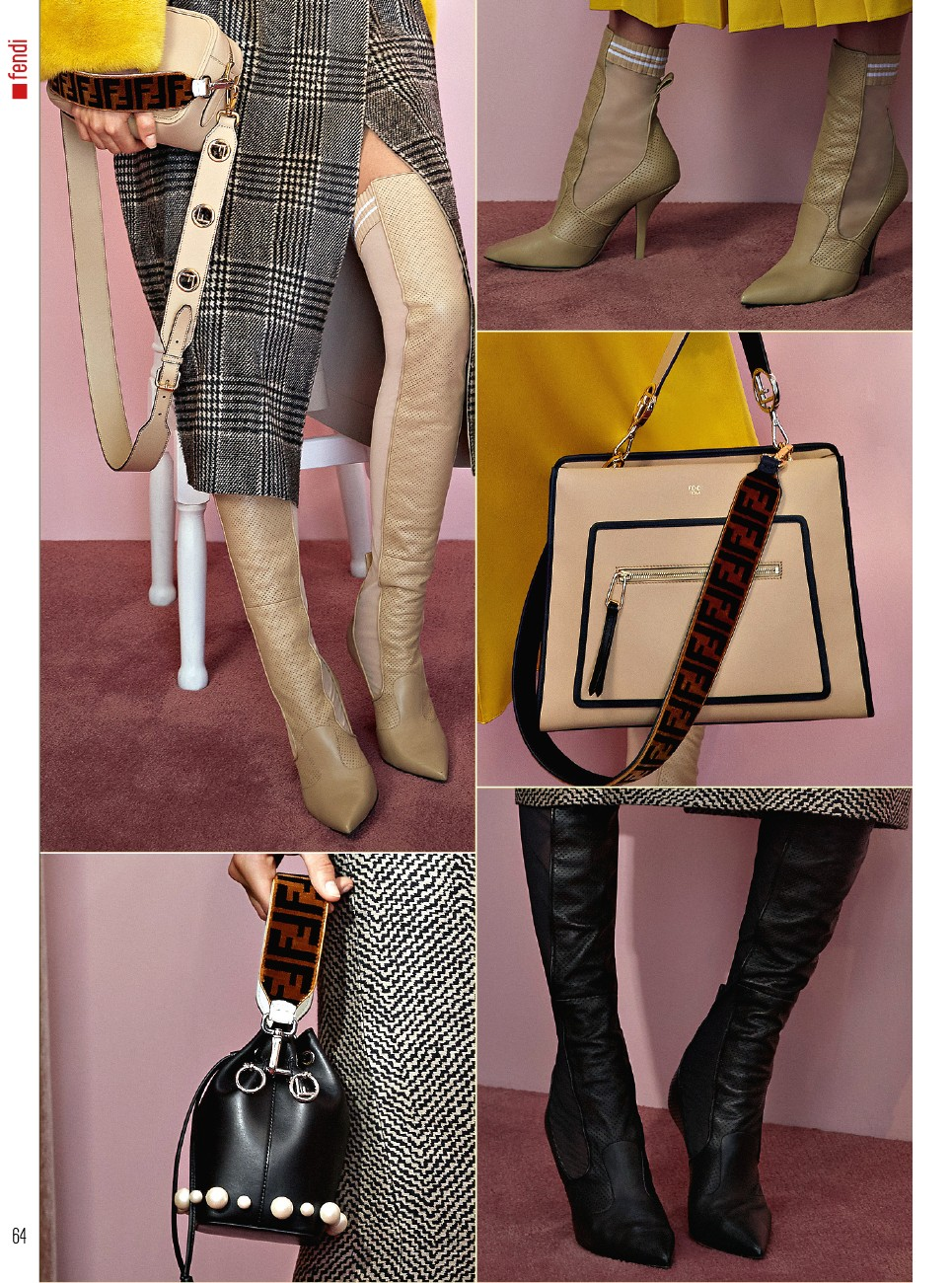 PRE-COLLECTIONS SHOES & BAGS