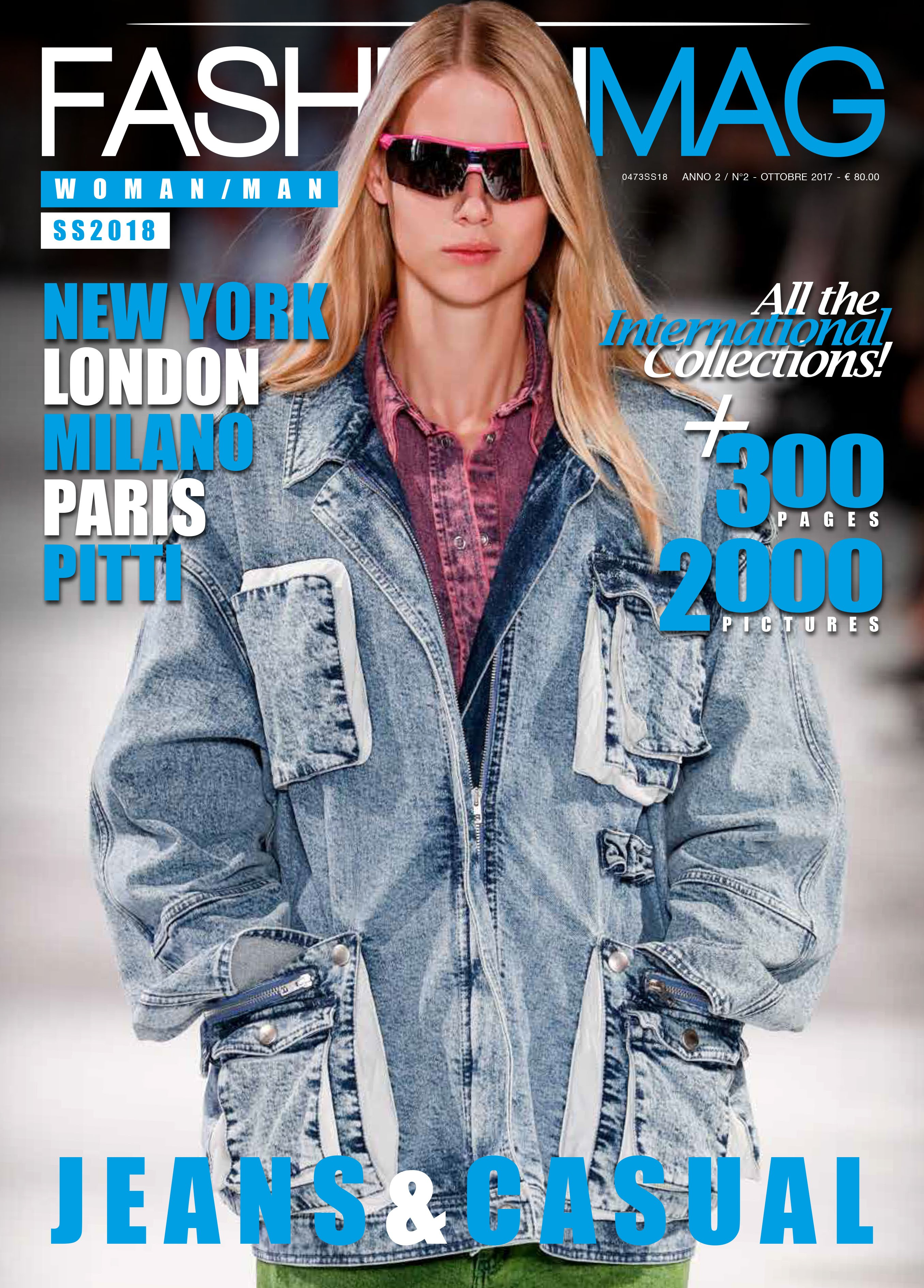 FASHIONMAG JEANS&CASUAL