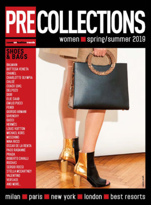 PRE-COLLECTIONS<br>SHOES &#038; BAGS #11