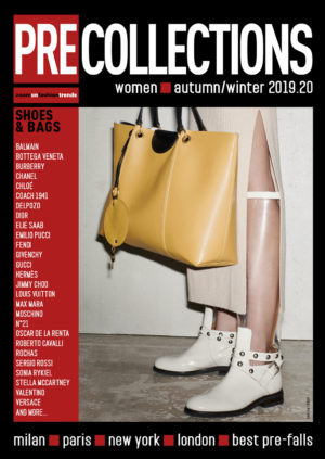 PRE-COLLECTIONS<br>SHOES &#038; BAGS #12