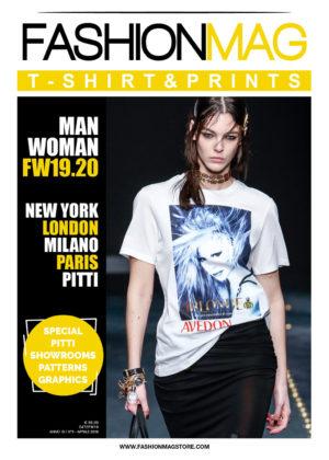 FASHIONMAG<br>T-SHIRT&PRINTS FW 19.20