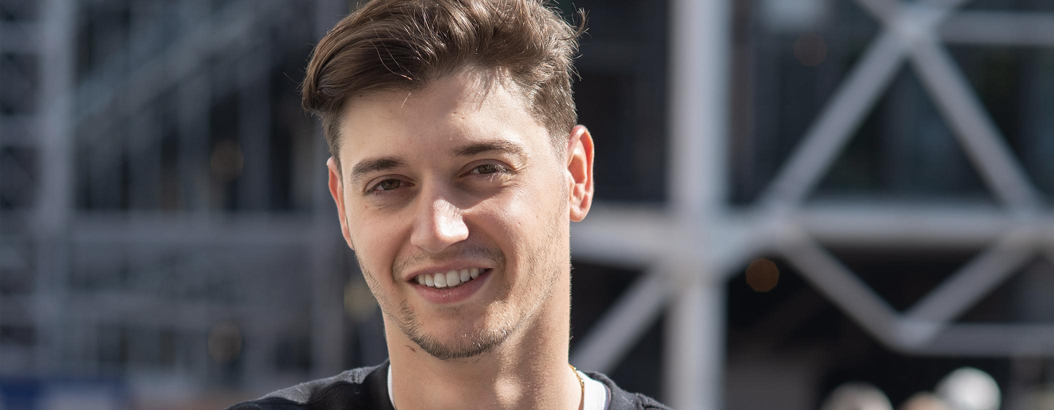 Rencontre Sider : Antoine enrichit son expérience grâce à des missions en Startups