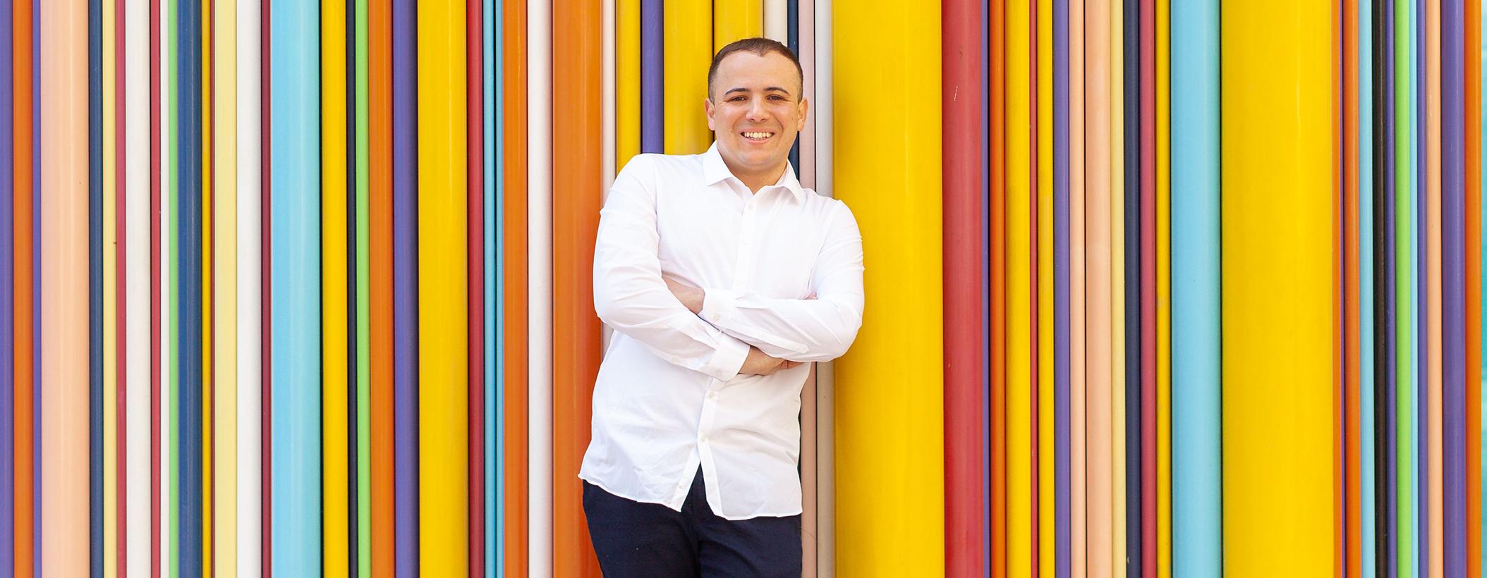 Rencontre Sider : Yanis se lance dans l'entrepreneuriat grâce à Side