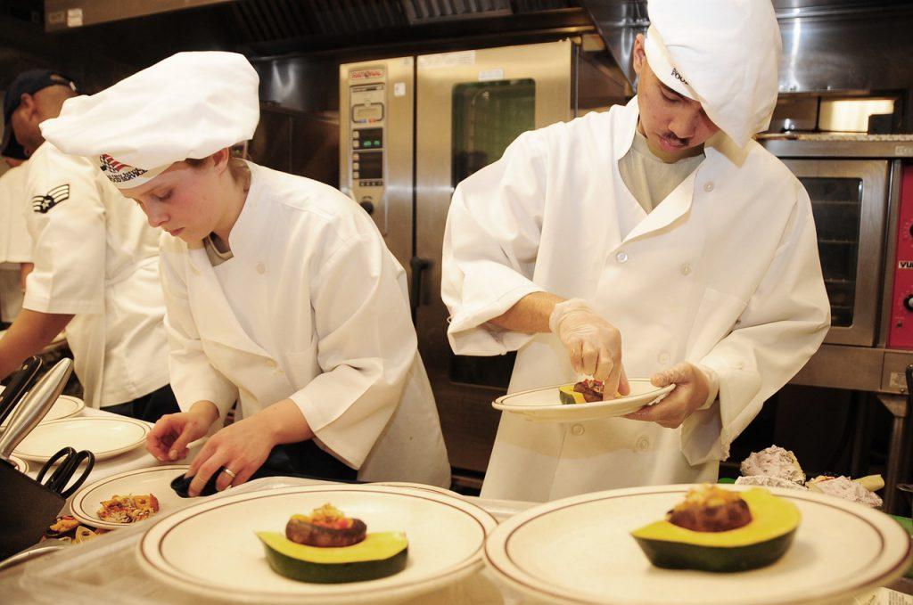 Come si diventa chef