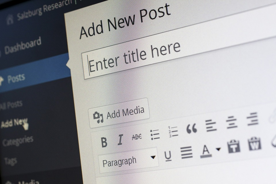 Come aprire un blog e guadagnare - Parte 1