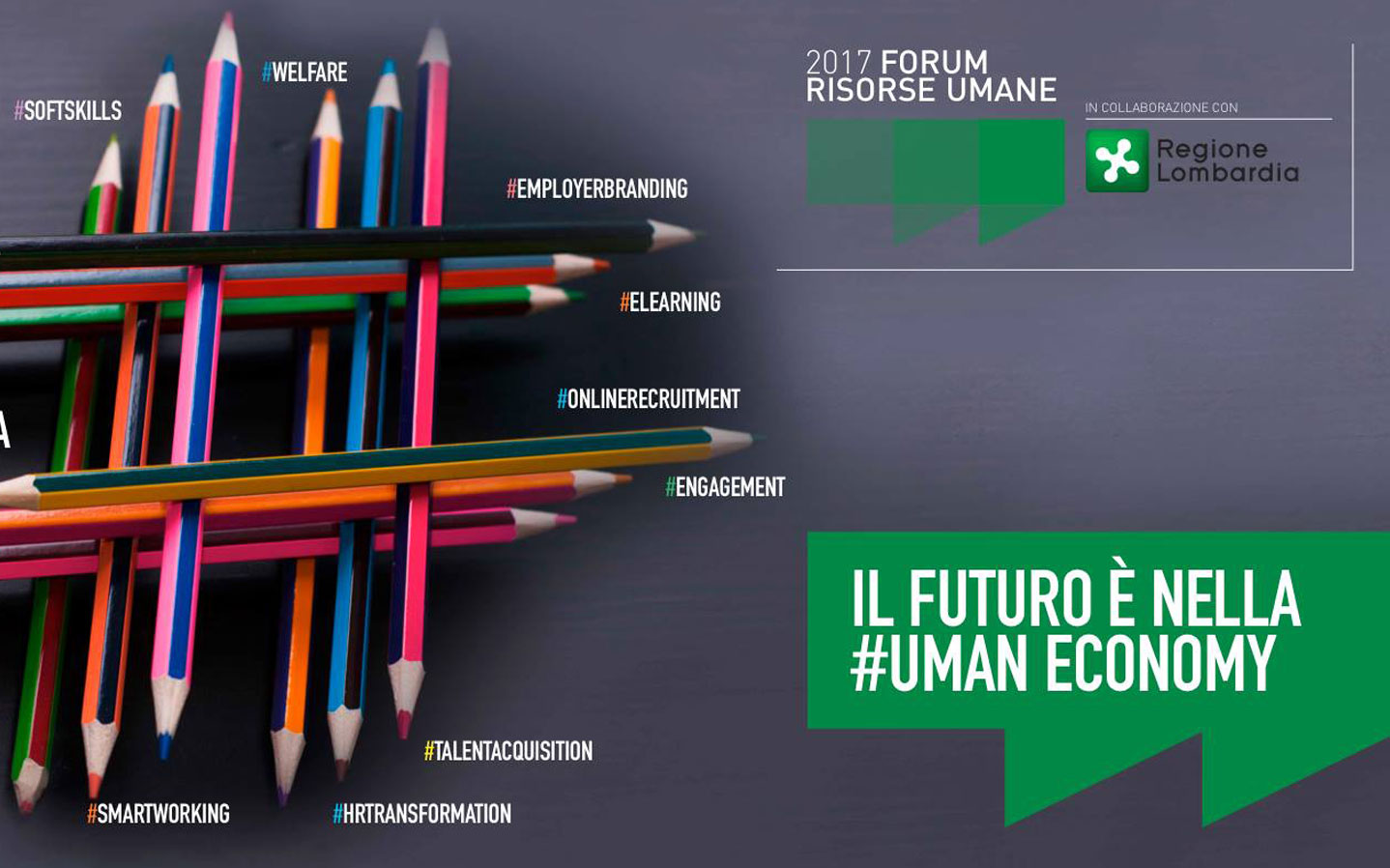 Forum HR 2017: dalla knowledge economy alla human economy