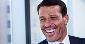Tony Robbins workshop