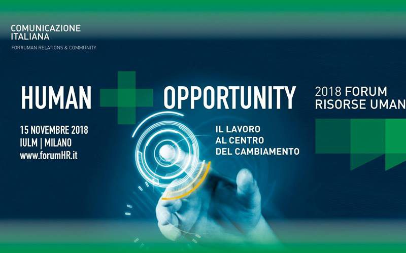 Eventi HR 2018: Forum delle Risorse Umane