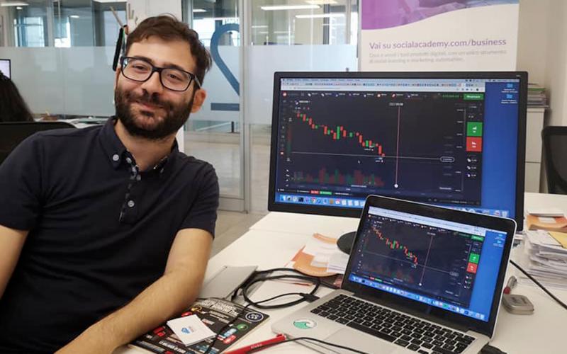 Come diventare trader: scopriamo il trading online di Yuri Cardone
