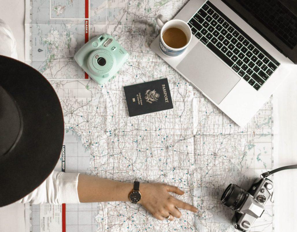 Lavorare viaggiando