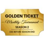 Golden Monthly Ticket