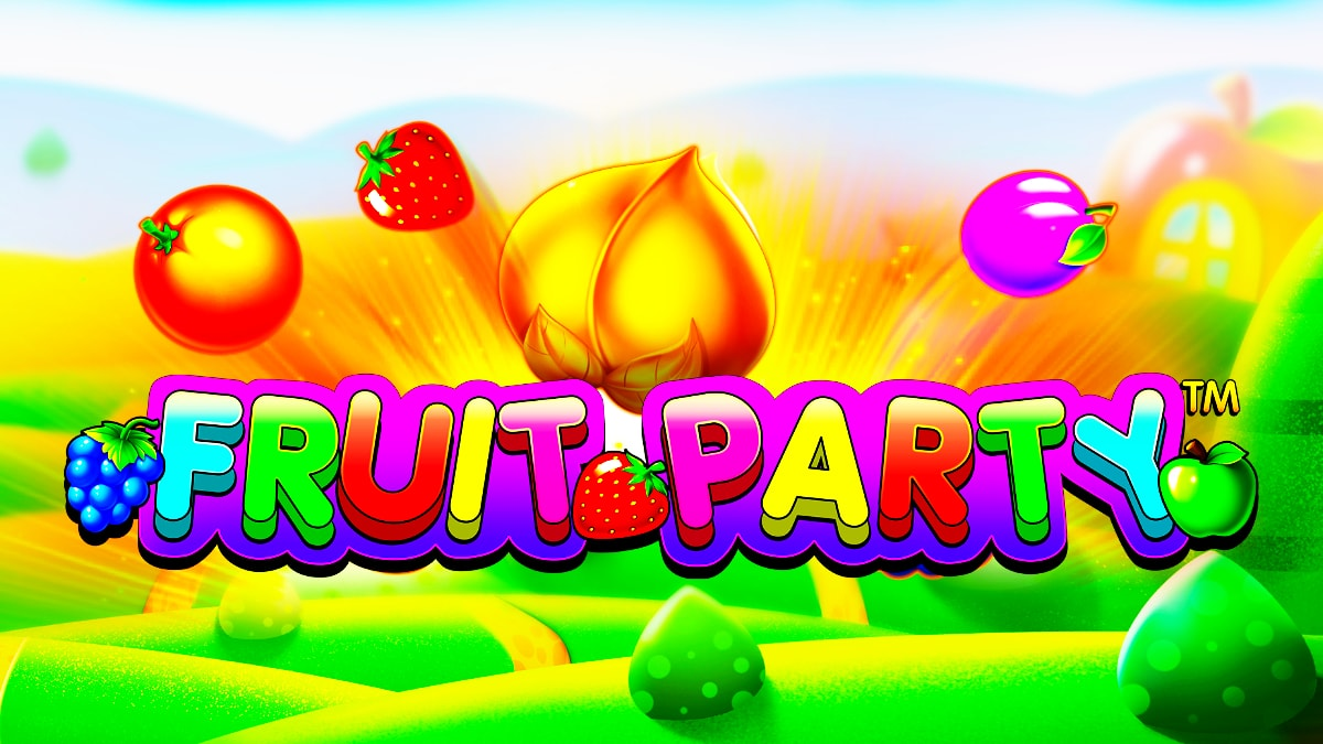fruit party-banner