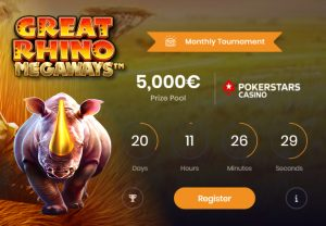 May Monthly Tournament – Ready, Steady, GO! Thumbnail