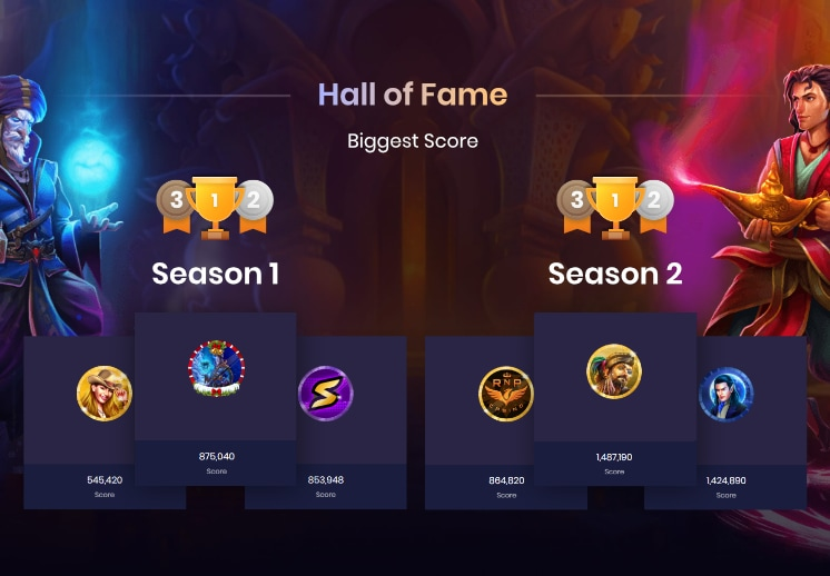 Hall of Fame – the best of the best in Seasons 1 and 2 Thumbnail