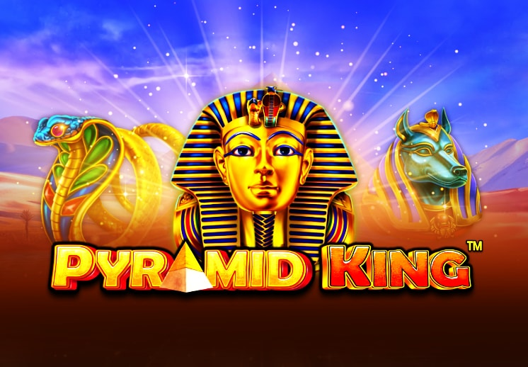 Back to Ancient Egypt in the Pyramid King slot Thumbnail