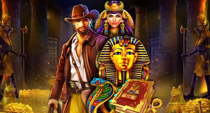 egyptian slot -banner