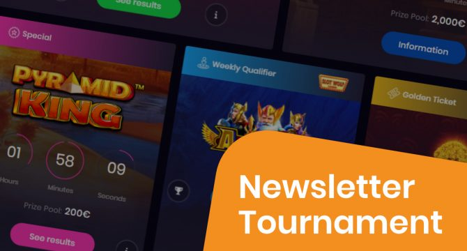 newsletter tournament -banner