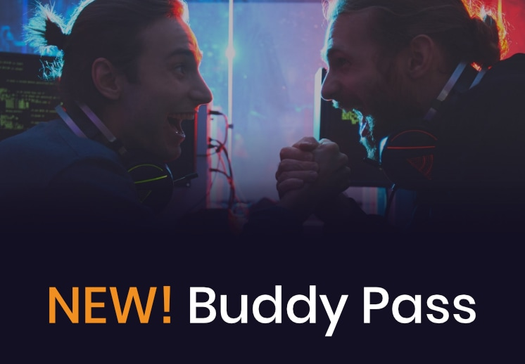 Buddy up, players, the Buddy Pass is here! Thumbnail