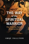 Book Cover, The Way of the Spiritual Warrior. Grecian Urn decorated with winged warrior