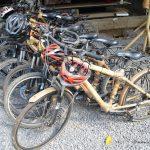 Bambusfahrräder-Green-School-Bali