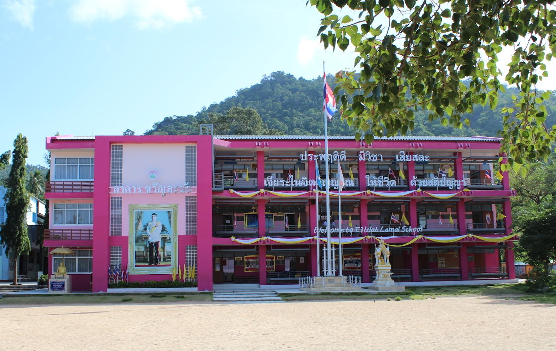 Wat-Lamai-Grundschule-Thailand-Koh-Samui