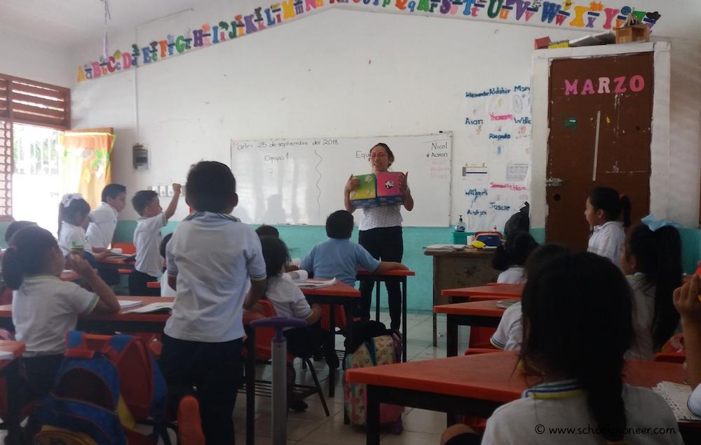 Mathematik-Spiel-Grundschule-Mexiko