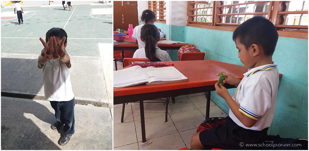 Frühstücks-und-Hofpause-Grundschule-Mexiko