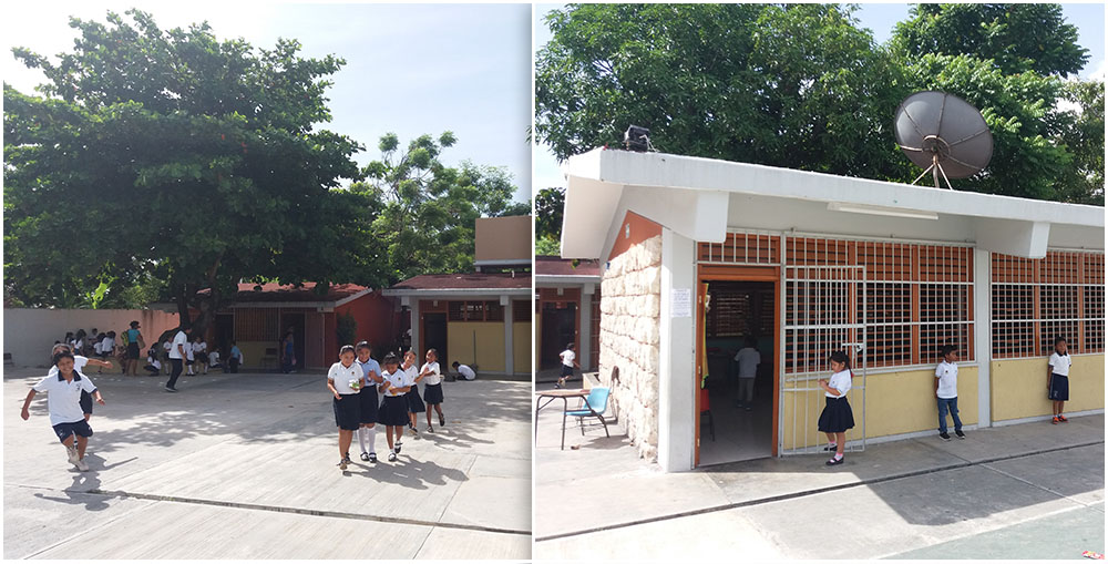 Bungalows-barrierefreier-Zugang-Grundschule-Mexiko