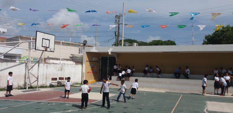 Traditionelle-Grundschule-Mexiko
