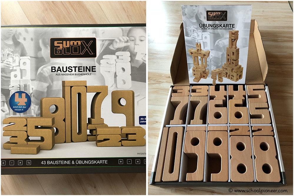 SumBlox-Verpackung