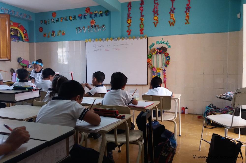 Mathematico-Privatschule-Grundschule-Mexiko