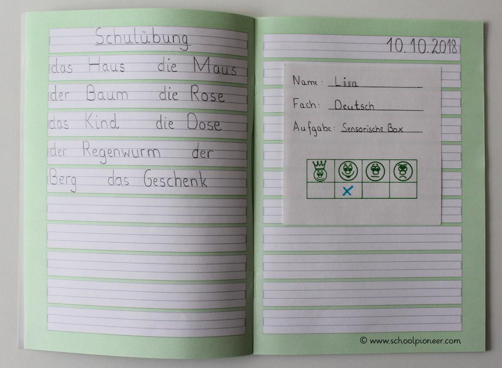 Smiley-Stempel-Selbstreflexion-Aufgaben-Freiarbeit-Grundschule
