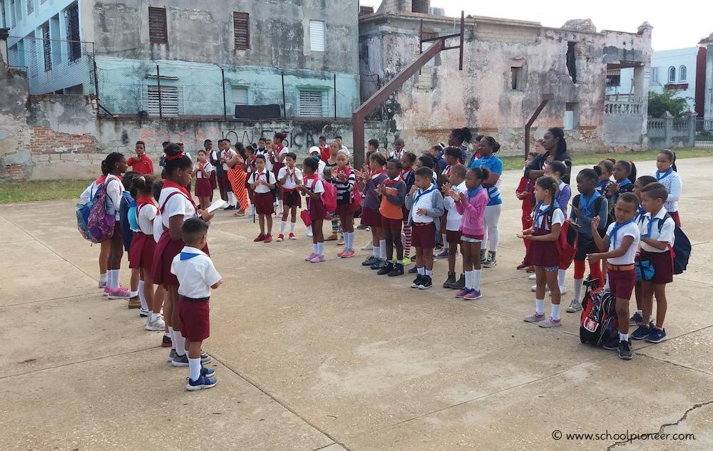 Kuba-Kinder-Grundschule-Schulhof